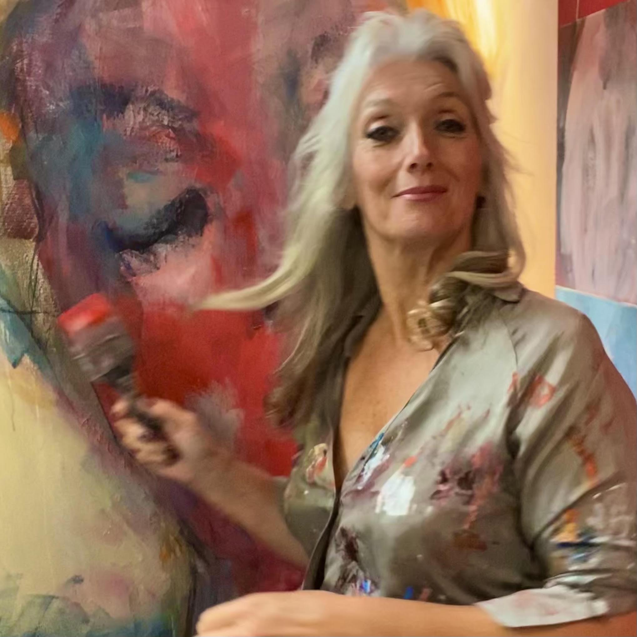 Vijfdaagse masterclasses portret schilderen