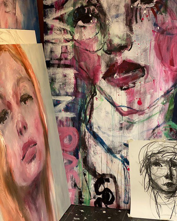 Schilderijen Yvon